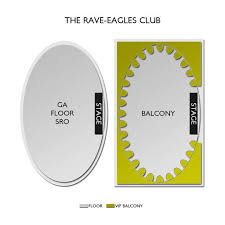 Rave Eagles Club Seating Chart The Rave Eagles Club Tickets