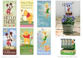Small Picture Beautiful Disney Garden Flags Mickey Mousepluto And Decorating Ideas