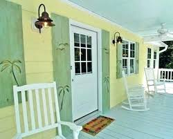 cottage outdoor lighting. Photo 1 Of 4 Charming Cottage Porch And Columns Surrounded By River Birches In Outdoor Lighting . T