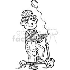 Scooter Clipart Royalty Free Images Graphics Factory