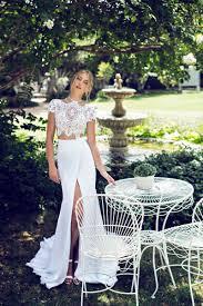 Rock & Top - Zweiteilige Brautkleider | boho Hochzeitskleid, Boho ...