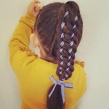 小学生の可愛い髪型13選簡単なヘアアレンジやボブの結び方編み込みも