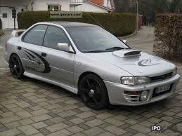 subaru sport car 1993