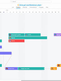 Gantt Chart In Asana Hot New Product On Product Hunt Asana Timeline Conference