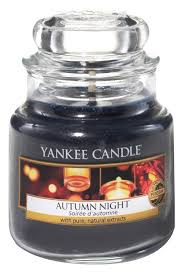 <b>Ароматическая свеча Autumn</b> Night Yankee Candle купить, цена ...