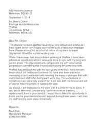 Management Resignation Letter 7 Manager Resignation Letter Examples Pdf Doc Examples