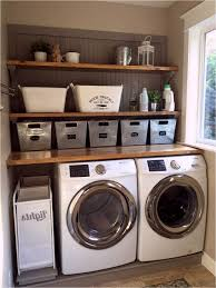Ballard Designs Laundry Room Rack 21 Small Space Laundry Room Storage Wikihow365 Com