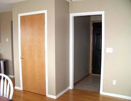 white wood door. Solid Wood Doors With White Trim Design . Door