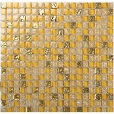 crystal glass tile backsplash border bathroom gold glass ice ed mosaic design liner wall tiles sheets