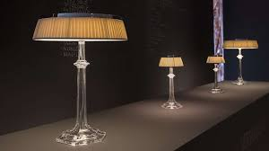 starck lighting. The Bon Jour Versailles Lamp With A Crystal Stand Starck Lighting D