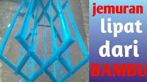 Cara membuat tempat jemuran handuk dari bambu selalu ada ide di kerajinan bambu,kali ini saya jemuranbaju #ongkek jika mau buat ukuran besar seperti saya ini ukurannya tinggi kaki #165cm 4biji cara membuat jemuran baju dari bambu alat linggis golok bahan : Membuat Jemuran Lipat Dari Bambu Youtube