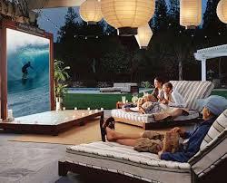 Fall Backyard Movie Night U2013 Home Is What You Make ItMovie Backyard