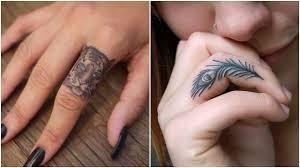 тату на пальцах рук у девушек фото эскизы значение