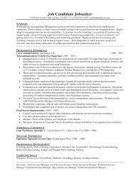 Behavioral Technician Resume Professional Development On Resume Example Best Of Job Winning Field 19