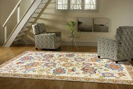 image of contemporary area rugs 8 x 10 with circles