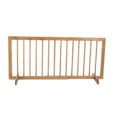 cardinal gates 29 in w freestanding wood expandable pet gate