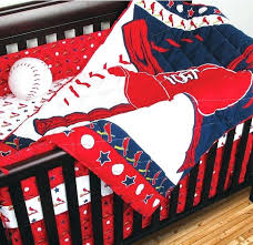 yankee baby bedding new york crib set