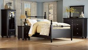 Cottage style bedroom furniture Euro Cottage Furniture Depot Black Casual Cottage Style Bedroom Woptional Casegoods