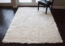 Fur Shag White Faux Sheepskin Area Rug Classic Rectangle Sheepskin Area Rug Plush Premium Shag Faux Amazoncom Amazoncom Fur Shag White Faux Sheepskin Area Rug Classic Rectangle