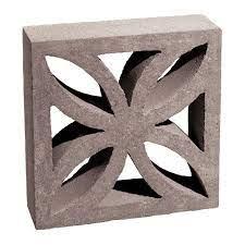 decorative concrete blocks concrete