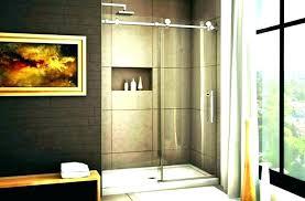 shower with seat built in home depot home depot custom shower doors home depot sliding glass