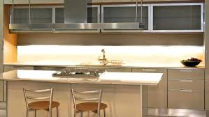 full image for undercounter led strip lighting display cabinet kitchen under modern painted island ceiling lights