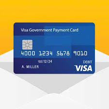 Credit card companies earn revenue whenever you use. Government Payment Cards Visa