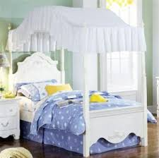 thefurniturecove.com specializes in canopy bed drape fabric tops - Full ...