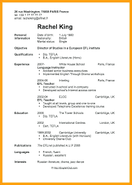 Resume Template For Teens Best 6712 Resume Template For Teens Lifespanlearn