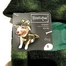 Details About New Bootique Dog Alligator Costume Halloween Pet