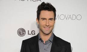 Adam Levine's square jaw and thin lips are the 'height of masculinity' says  scientists | Daily Mail Online
