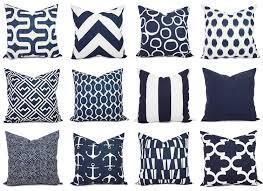 best  blue throw pillows ideas on pinterest  navy blue throw
