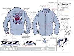 Design Spec Example Example Design Spec Sheet With Clear Collar Information By