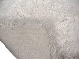 greek flokati wool rug
