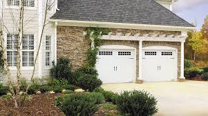 amarr oak summit garage door from window world