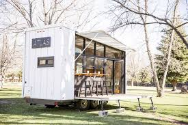 Small Picture Atlas A 196 Square Foot Tiny House on Wheels by F9 Productions