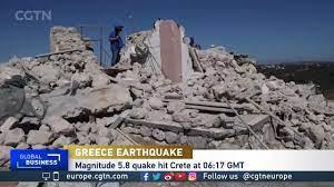 Earthquake hits Crete, killing one ...