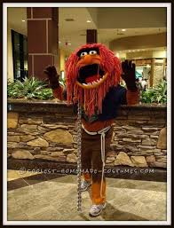 animal muppet costume. Exellent Muppet Cool DIY Animal From Muppets Costumeu2026 Coolest Halloween Costume Contest Throughout Muppet C