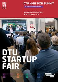 Dtu Design Og Innovation Dtu Startup Fair By Dtudk Issuu