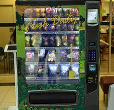 Fresh Fruit Vending Machines Interesting FDA FOOD On Twitter Would You Buy Local Farmfresh Vegetables