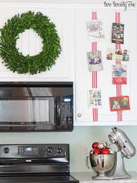 Kitchens Decorated For Christmas Christmas Kitchen