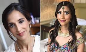 best wedding makeup artists in leicester
