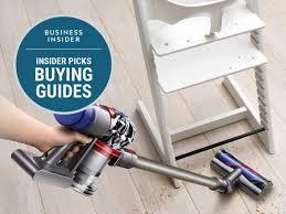 best cordless vacuum dyson business insider