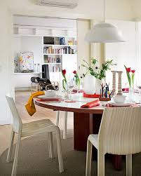 Gallery of superb living small apartment dining room ideas therapy