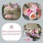 Стихи поздравления на немецком языке с переводом