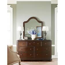 Stanley Bedroom Furniture Stanley Furniture 128 Continental Bedroom Triple Dresser With