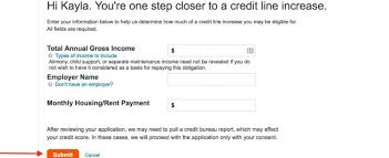 ask for a credit limit increase when to request a credit line increase under fontanacountryinn com