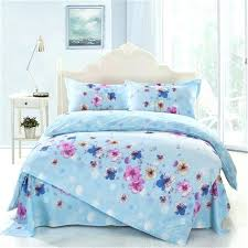 girls fl bedding twin full size blue white green yellow comforter sets luxury collections home improvement girls fl bedding
