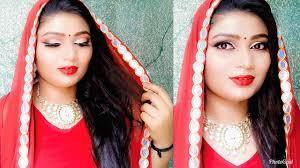 indian bridal makeup hindi ii indian wedding look step by step hindi ii shikha sagar