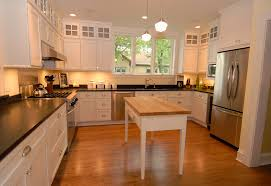 Cabinet Style Bungalow Kitchen Foster Hill Design California
